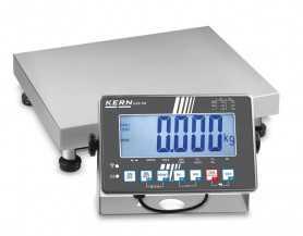 Balance plateforme en acier inoxydable KERN SXS