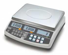 Balance de comptage portable KERN CFS