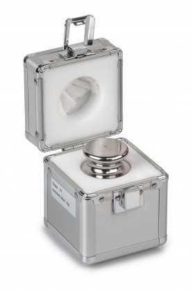 Etui protégé en aluminium pour poids 2 kg
