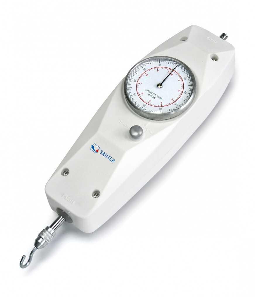SAUTER FA 30. Dynamometre mécanique