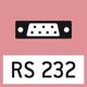 Interface de données RS-232 : Pour connecter la balance à une imprimante, un PC ou un réseau